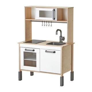 イケア(IKEA)の値下げ!!!【IKEA】DUKTIG/おままごとキッチン(知育玩具)