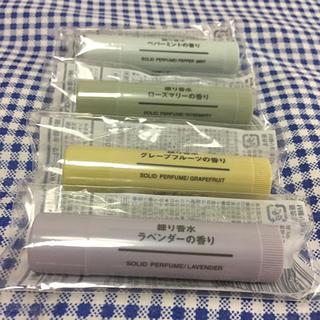 ムジルシリョウヒン(MUJI (無印良品))の練り香水(香水(女性用))