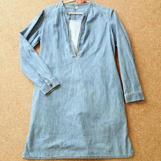 ムジルシリョウヒン(MUJI (無印良品))の授乳服(マタニティワンピース)