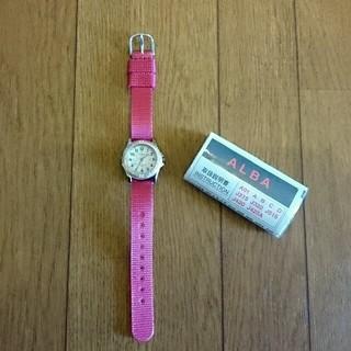 アルバ(ALBA)の☆ALBA腕時計美品☆(腕時計)