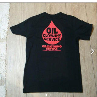 オイル Tシャツ