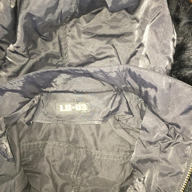 LB-03(エルビーゼロスリー)の未使用品 LB-03 安室奈美恵着用 カバーオール セットアップ 黒 レディースのパンツ(オールインワン)の商品写真
