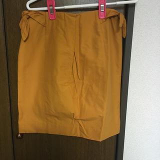 ローリーズファーム(LOWRYS FARM)のLOWRYSFARM♡イエロースカート(ミニスカート)