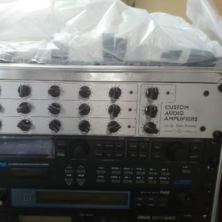【あかいにく様専用】CAE3+SE 説明書・コードセット(ギターアンプ)