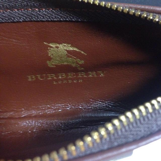 BURBERRY(バーバリー)のBURBERRY バーバリー ペンケース・眼鏡ケース インテリア/住まい/日用品の文房具(ペンケース/筆箱)の商品写真