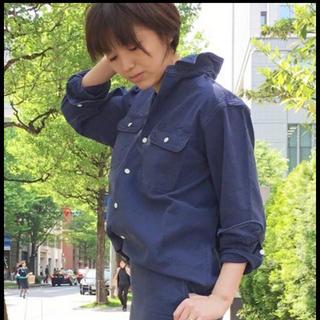 マディソンブルー(MADISONBLUE)の★MADISON BLUE ミリタリーシャツ◆ (シャツ/ブラウス(長袖/七分))