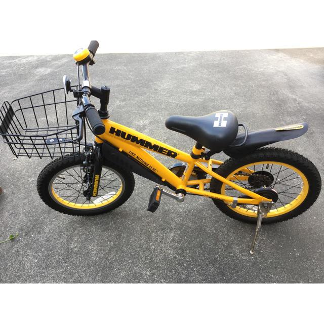 子供 ハマー 自転車