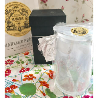 新品 希少 定価8,400円 マリアージュフレール ホワイトマジックティー(茶)