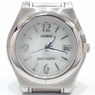 A381 カシオ CASIO ウェーブセプター LWQ-10 ソーラー 電波時計(腕時計)