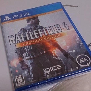 PS4 Battlefield4 PREMIUM EDITION
