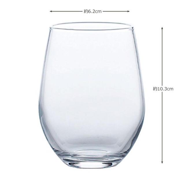 東洋佐々木ガラス(トウヨウササキガラス)の スプリッツァーグラス 3個セット インテリア/住まい/日用品のキッチン/食器(グラス/カップ)の商品写真