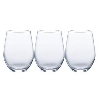 トウヨウササキガラス(東洋佐々木ガラス)の スプリッツァーグラス 3個セット(グラス/カップ)