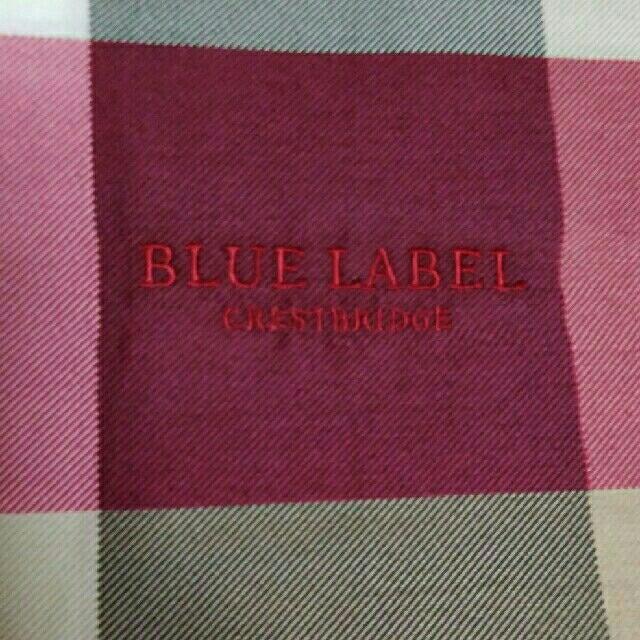 BURBERRY BLUE LABEL(バーバリーブルーレーベル)の【ayu様専用】【新品】クレストブリッジ ハンカチ 定番人気柄 レディースのファッション小物(ハンカチ)の商品写真