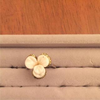 花のリング(リング(指輪))