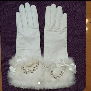バービー(Barbie)のバービー♡手袋(手袋)