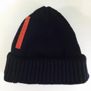 プラダ(PRADA)のかなひろ様専用 PRADAニット帽   ユニセックス  送料無料(ニット帽/ビーニー)