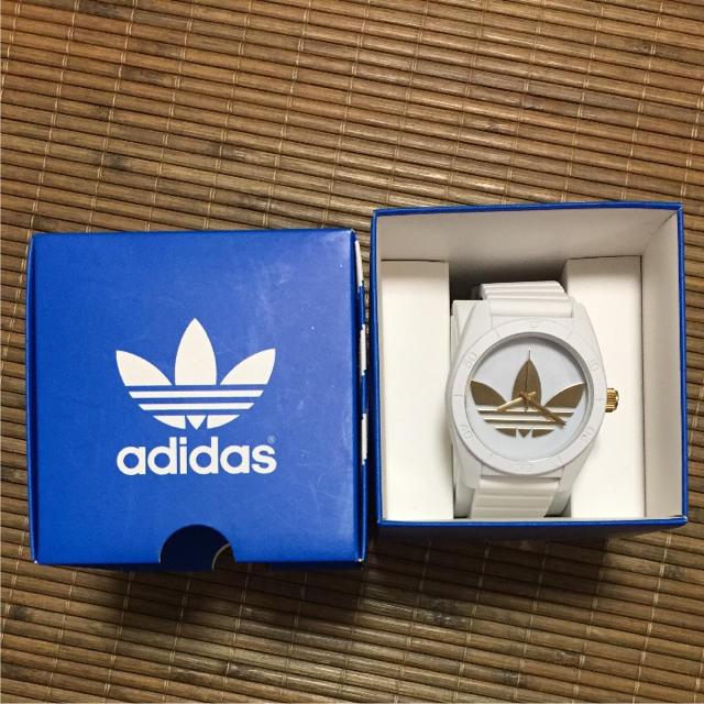 adidas(アディダス)のadidas  時計  ゴールド メンズの時計(腕時計(アナログ))の商品写真