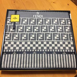 フェンディ(FENDI)のFENDI  フェンディ  タオルケット  未使用品(その他)