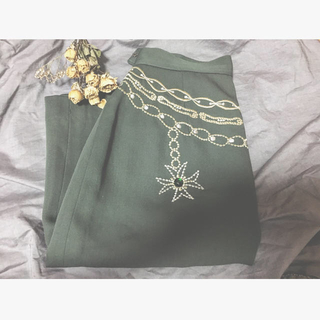 ロキエ(Lochie)のused タイトスカート(ひざ丈スカート)