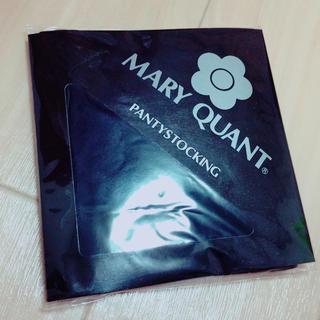 マリークワント(MARY QUANT)のMARY QUANT ストッキング黒(タイツ/ストッキング)