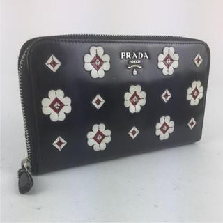 c181f965d833 プラダ 財布(レディース)(花柄)の通販 40点 | PRADAのレディースを買う ...