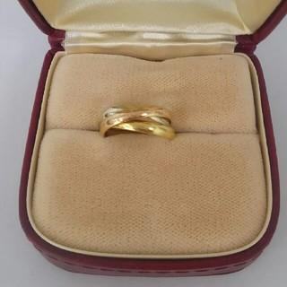 カルティエ(Cartier)のCartier カルティエトリニティ3連リング       (リング(指輪))