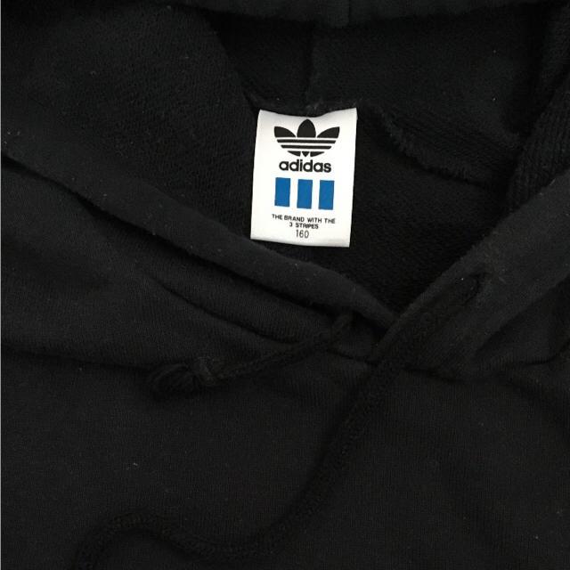 adidas(アディダス)のスヌーピー様専用☆アディダス パーカー 160㎝ キッズ/ベビー/マタニティのキッズ服 女の子用(90cm~)(ジャケット/上着)の商品写真