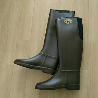 ダフナブーツ(Dafna Boots)の【新品未使用】【値下げ】ダフナ レインブーツ(長靴/レインシューズ)