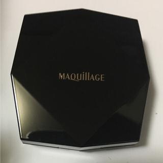 マキアージュ(MAQuillAGE)の【未使用】マキアージュ プレシャス デザイン パウダー ケース付 / ハイライト(フェイスパウダー)