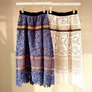 フレイアイディー(FRAY I.D)の【新品】FRAY ID スカート定価25,920円(ロングスカート)