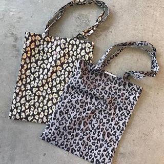 フィーニー(PHEENY)の【完売】PHEENY フィーニー - Lame leopard tote bag(トートバッグ)