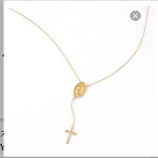 エナソルーナ(Enasoluna)のエナソルーナ K18ネックレス最終値下げ(ネックレス)