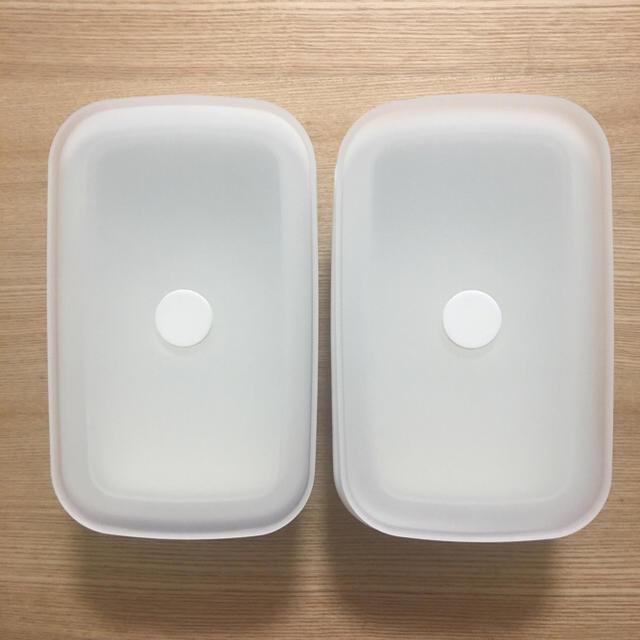 液体とニオイが漏れない バルブ付き密閉ホーロー保存容器 小 約幅9.5×奥行11.5×高さ5cm