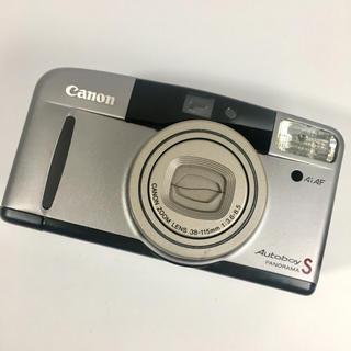 キヤノン(Canon)の動作確認済み CANON AUTOBOY S 完動品(フィルムカメラ)
