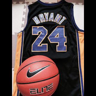 アディダス(adidas)のKobe コービー レイカーズ Lakers ユニフォーム 黒 (バスケットボール)