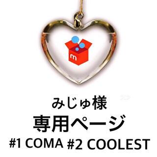 みじゅ様専用 #1COMA #2COOLEST 各1本づつ(口紅)
