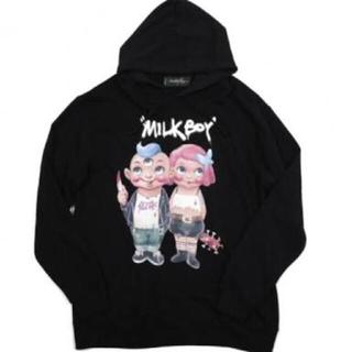 ミルクボーイ(MILKBOY)のmilkboy パーカー(パーカー)