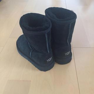 アグ(UGG)のkids UGG ブーツ(ブーツ)
