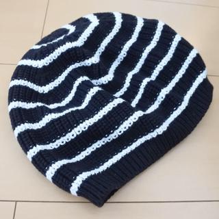 ジェイダ(GYDA)のGYDA サマーニット帽。(ニット帽/ビーニー)