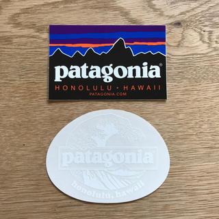 パタゴニア(patagonia)のパタゴニア スティッカー (シール)
