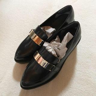 アンビー(ENVYM)のENVYM 厚底ローファー(ローファー/革靴)