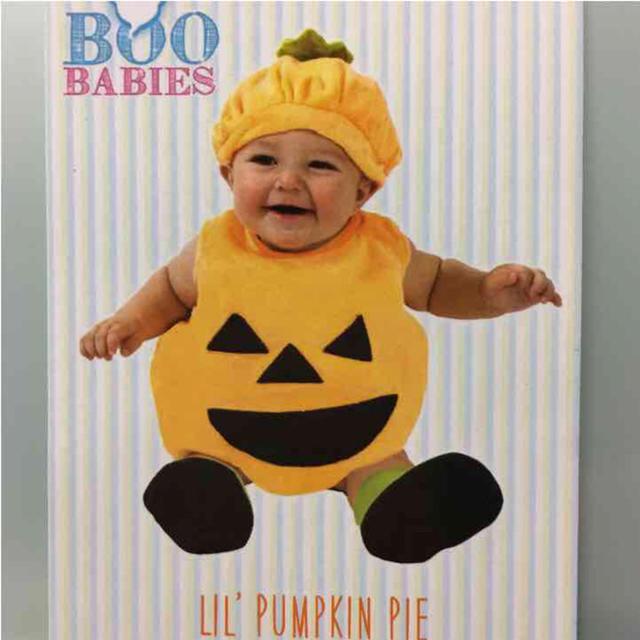 ハロウィン 仮装 赤ちゃん