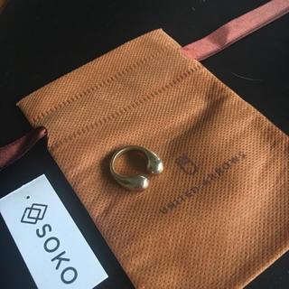 ユナイテッドアローズ(UNITED ARROWS)の送料込 ユナイテッドアローズ SOKO リング(リング(指輪))