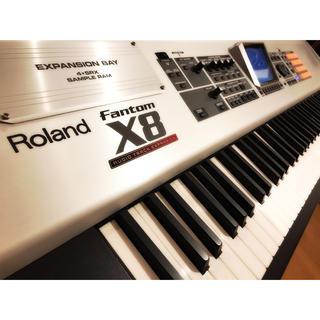 ローランド(Roland)のRoland fantom X8 ローランド ファントム  88鍵 (電子ピアノ)