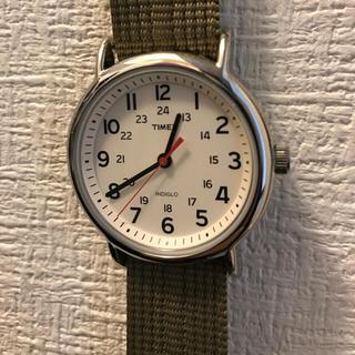 タイメックス(TIMEX)のタイメックス 時計 ほぼ新品(腕時計(アナログ))