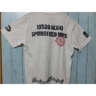 インディアン(Indian)の【準備中】インディアンモトサイクルT白(Tシャツ/カットソー(半袖/袖なし))