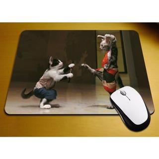 ねこ 猫 ネコ 猫マウスパッド ねこマウスパッド 新品未使用品(猫)