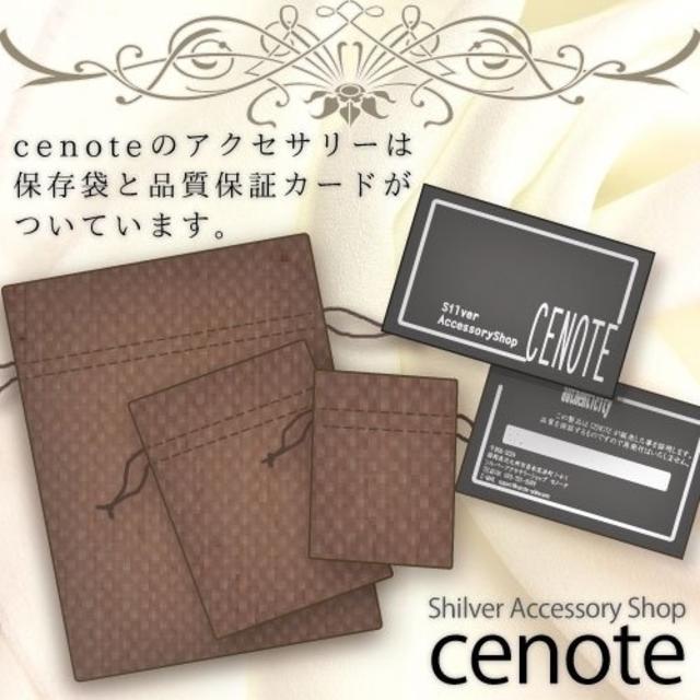 セノーテ e0458 シルバーピアス ◇ メンズのアクセサリー(ピアス(片耳用))の商品写真