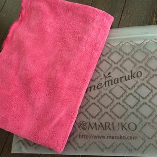 マルコ(MARUKO)のマルコ♡バスタオル♡めぐぽん様専用(タオル/バス用品)