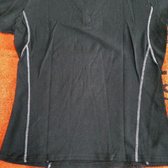 adidas(アディダス)のadidas七分袖シャツ レディースのトップス(Tシャツ(長袖/七分))の商品写真